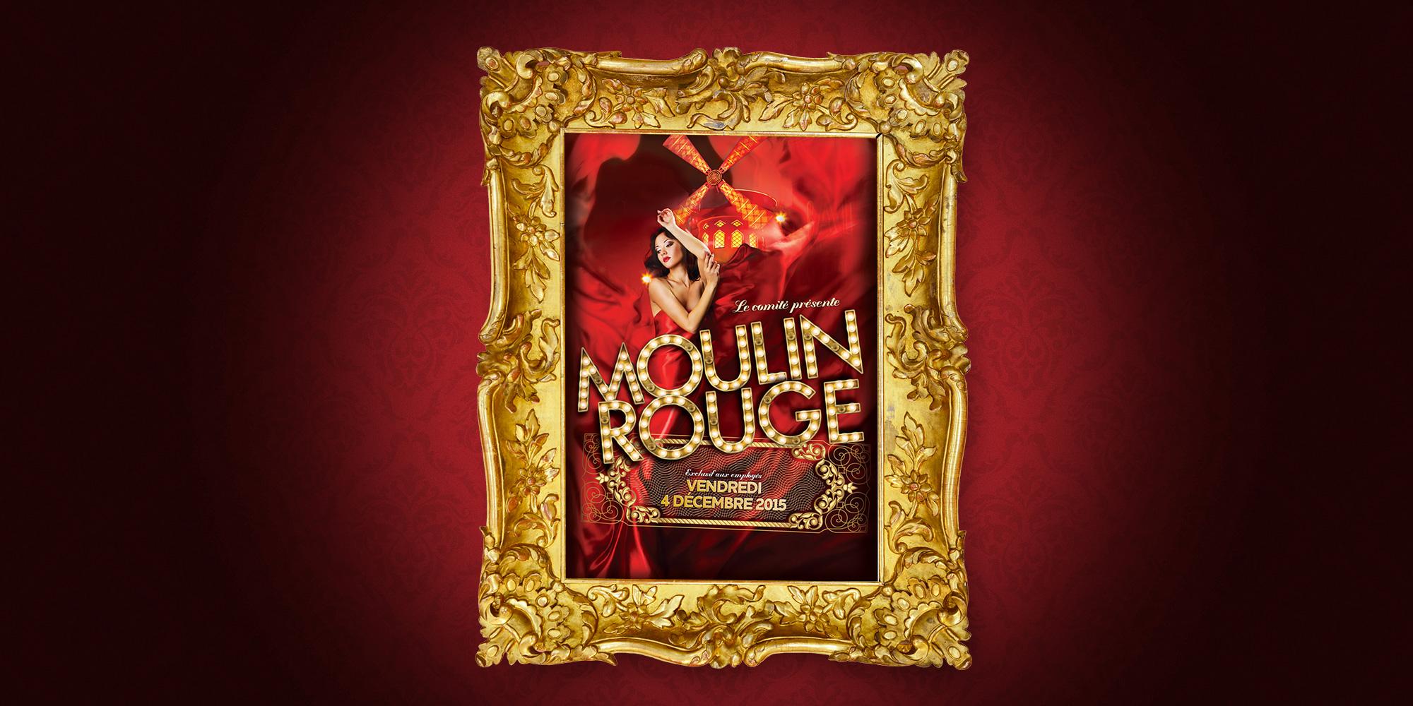 Voyou Goes Burlesque!
