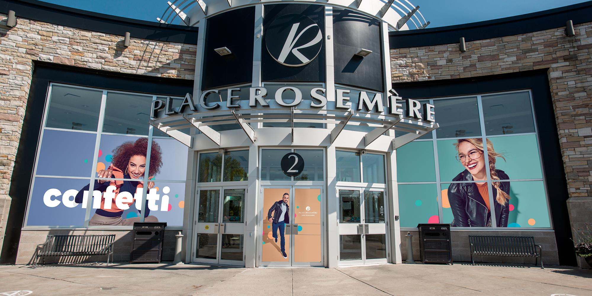 Fier d'habiller Place Rosemère pour l'automne 2020!