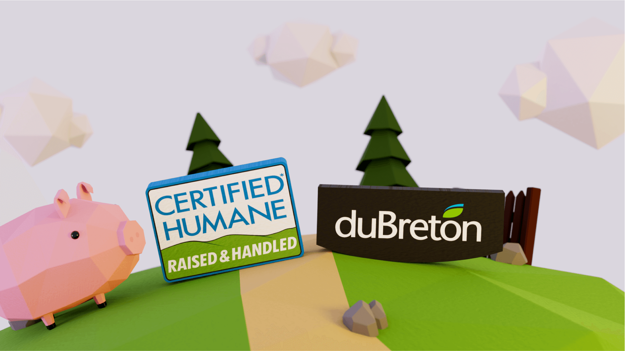 duBreton Certified Humane