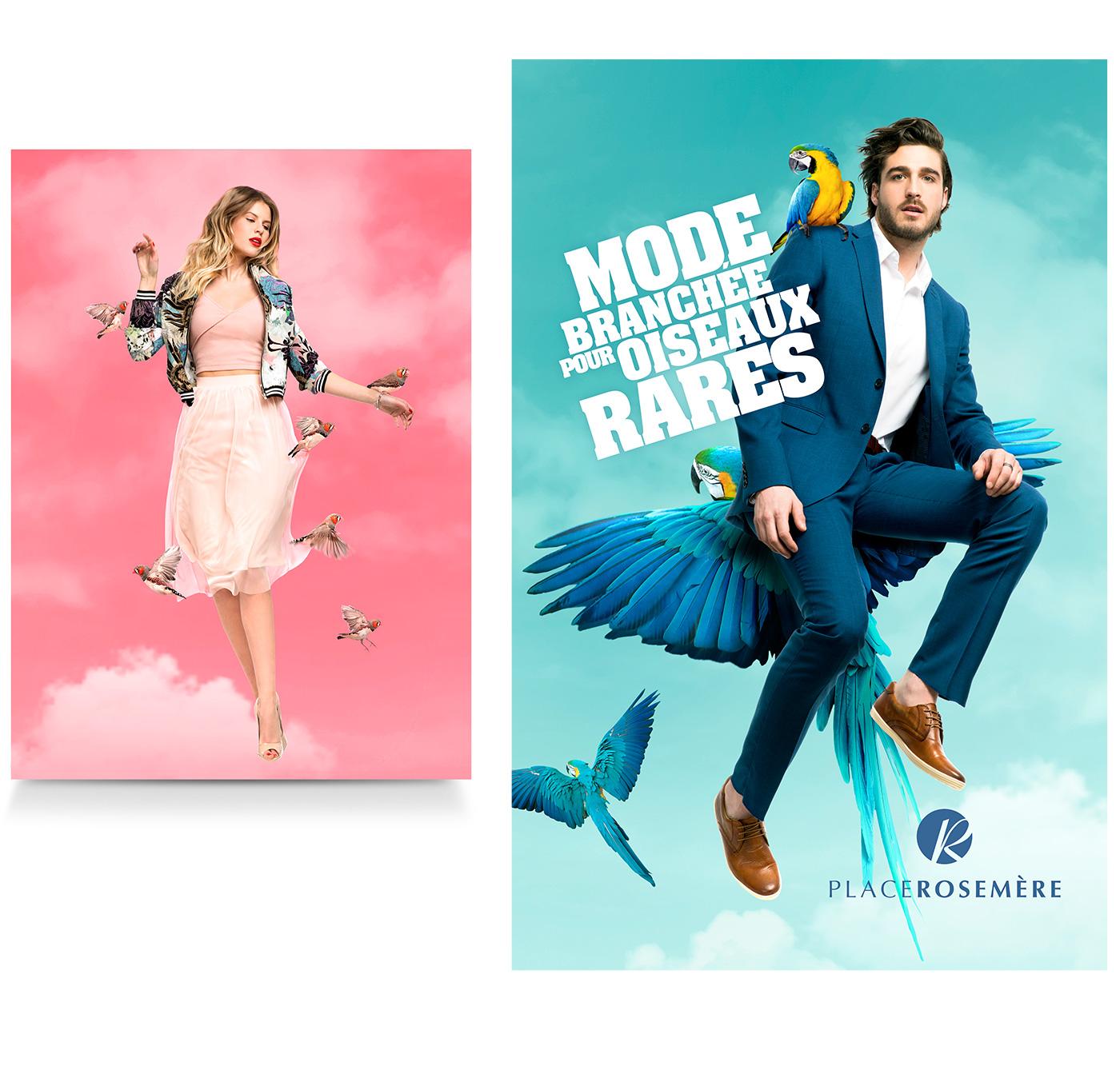 Une campagne qui donne des ailes!